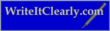 WriteItClearly.com